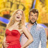 """Mireya y Ricky cantan """"Madre Tierra"""" en la Gala 4 de 'Ot 2017'"""