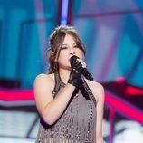 Thalía se defiende de la expulsión en la Gala 4 de 'OT 2017'