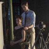 Margaret y Tony Armstrong juntos en la segunda temporada de 'The Crown'