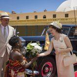 La reina Isabel viaja a Ghana en la segunda temporada de 'The Crown'