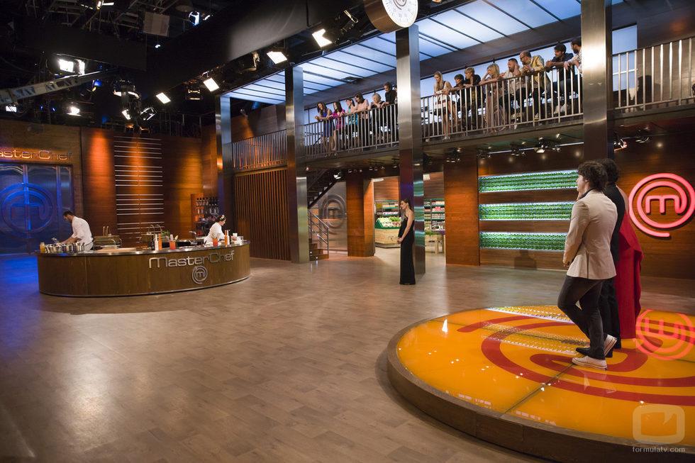 Duelo Final entre Saúl Craviotto y Silvia Abril en 'MasterChef Celebrity 2'