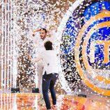Saúl Craviotto se proclama ganador de 'MasterChef Celebrity 2'