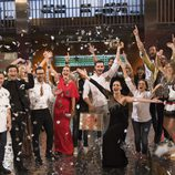Despedida de la final de 'MasterChef Celebrity 2'