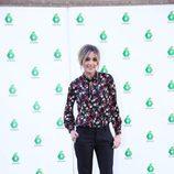 Anna Simon, sonriente en la celebración de los 1000 programas de 'Zapeando'