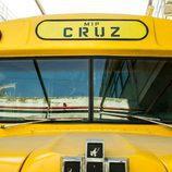El autobús de traslado de las presas en la tercera temporada de 'Vis a vis'