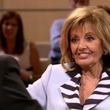 María Teresa Campos durante su entrevista en 'Chester'