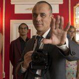 Javier Gutiérrez en 'Vergüenza'
