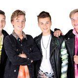 Fource, representantes de Países Bajos en Eurovisión Junior 2017