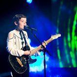 Muireann McDonnell, representante de Irlanda en Eurovisión Junior 2017