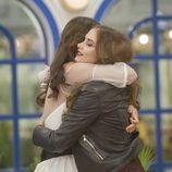 Lorena y Carlota se despiden en la gala 11 de 'GH Revolution'