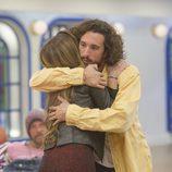 Christian Gabaldón se despide de Carlota en la gala 11 de 'GH Revolution'