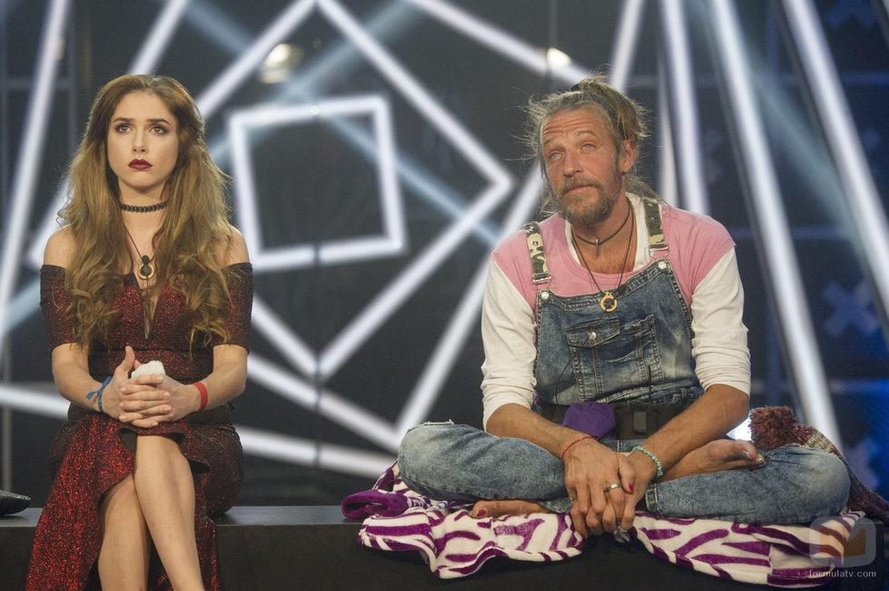 Carlota y Maico se quedan solos en la gala 11 de 'GH Revolution'
