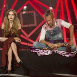 Jorge Javier Vázquez anuncia que Carlota es la nueva expulsada en la gala 11 de 'GH Revolution'