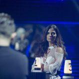 Lorena consigue un punto para nominar a un miembro de la casa en la gala 11 de 'GH Revolution'