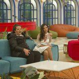 Lorena y Carlos, nominados con Hugo y Yangyang, en la gala 11 de 'GH Revolution'