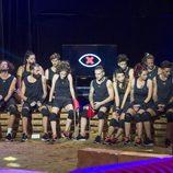 Los concursantes, listos para la nueva prueba semanal en la gala 8 de 'GH Revolution'
