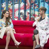 Laura se reecuentra con Daniel en la gala 8 de 'GH Revolution'