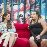 Laura habla con Pilar en la gala 8 de 'GH Revolution'