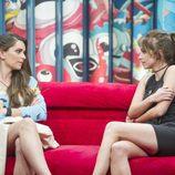 Laura se reencuentra con Carlota en la gala 8 de 'GH Revolution'