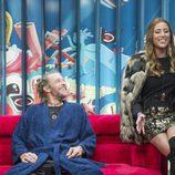 Maico y Miriam se reencuentran en la gala 8 de 'GH Revolution'