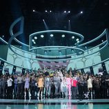 La Terremoto de Alcorcón llena el escenario con el público en 'Tu cara me suena'