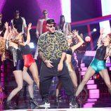 David Amor imita a Kiko Rivera en la Gala 9 de 'Tu cara me suena'