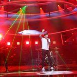 """Fran Dieli interpreta """"Animals"""" en la Gala 9 de 'Tu cara me suena'"""