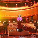Pepa Aniorte es Ana Belén en la Gala 9 de 'Tu Cara Me Suena'