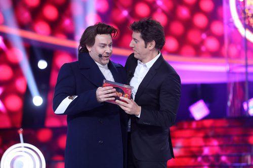 Miquel Fernández es el ganador de la Gala 9 de 'Tu cara me suena'