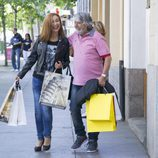 Vicente y su nueva pareja en el noveno episodio de la décima temporada de 'La que se avecina'