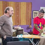 Enrique habla y Coque plancha en el noveno episodio de la décima temporada de 'La que se avecina'