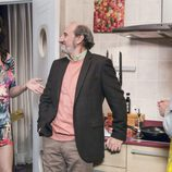 Alba, Enrique y Coque hablan en el noveno episodio de la décima temporada de 'La que se avecina'