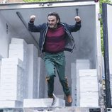 Fermín Trujillo se cae del camión del Recio en el noveno episodio de la décima temporada de 'La que se avecina'