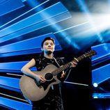 Muireann McDonnell en Eurovisión Junior 2017 como representante de Irlanda
