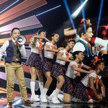 Gianluca Cilia en Eurovisión Junior 2017 como representante de Malta