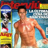 Álvaro Muñoz Escassi, desnudo en Interviú