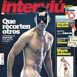 Jesús Vázquez se desnuda para la portada de Interviú
