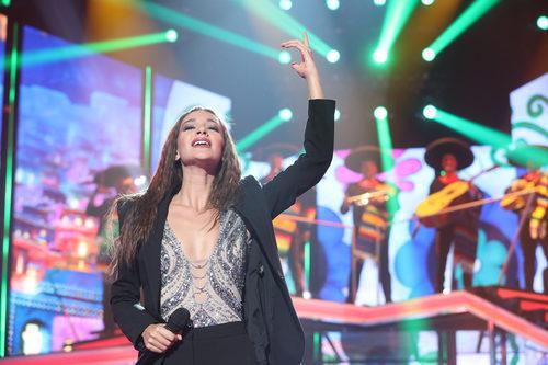 Ana Guerra en la gala 5 de 'OT 2017'