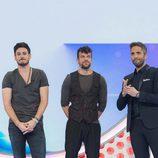 Cepeda y Ricky, nominados en la gala 5 de 'OT 2017'