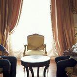 Cristina Pardo en lo nuevo de 'Malas compañías'