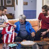 Koke y Gabi visitan a Vicente Maroto en el décimo capítulo de la décima temporada de 'La que se avecina'