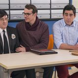 Bruno Quiroga y Amador presentan a Patricio, el nuevo conserje de Mirador de Montepinar en el décimo capítulo de la décima temporada de 'La que se avecina'