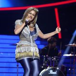 Diana Navarro imita a Beyoncé en la Gala 10 de 'Tu cara me suena'