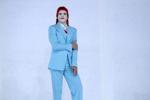 """Miquel Fernández interpreta """"Life on Mars"""" de David Bowie en la gala 10 de 'Tu cara me suena 6'"""
