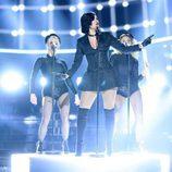 Lorena Gómez es Demi Lovato en la gala 10 de 'Tu cara me suena 6'
