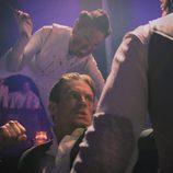 Joel Kinnaman como Takeshi Kovacs en la serie de Netflix 'Altered Carbon'