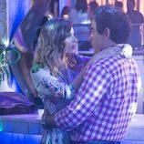Amador y Bárbara en el undécimo episodio de la décima temporada de 'La que se avecina'