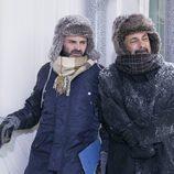 Antonio Recio y Fermín viajan a Rusia en el undécimo episodio de la décima temporada de 'La que se avecina'