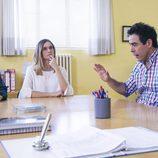 Bárbara, Amador y Maite, juntos en el undécimo episodio de la décima temporada de 'La que se avecina'