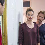 Amador junto a Bárbara en el undécimo episodio de la décima temporada de 'La que se avecina'